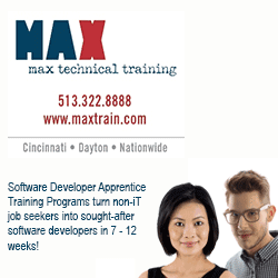 MAX Apprentice Developer Training