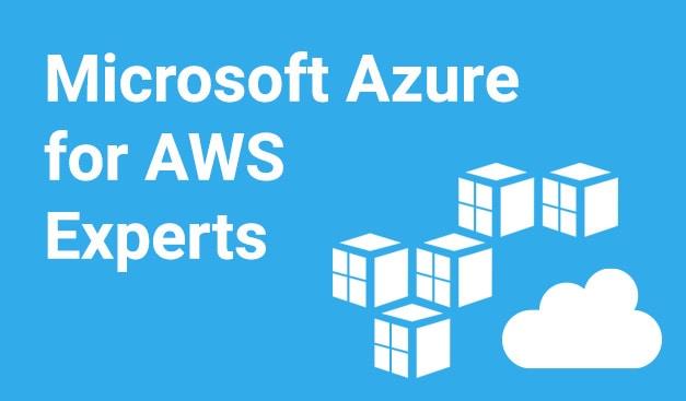 Microsoft Azure for AWS Experts MAX Technical Training Cincinnati Ohio
