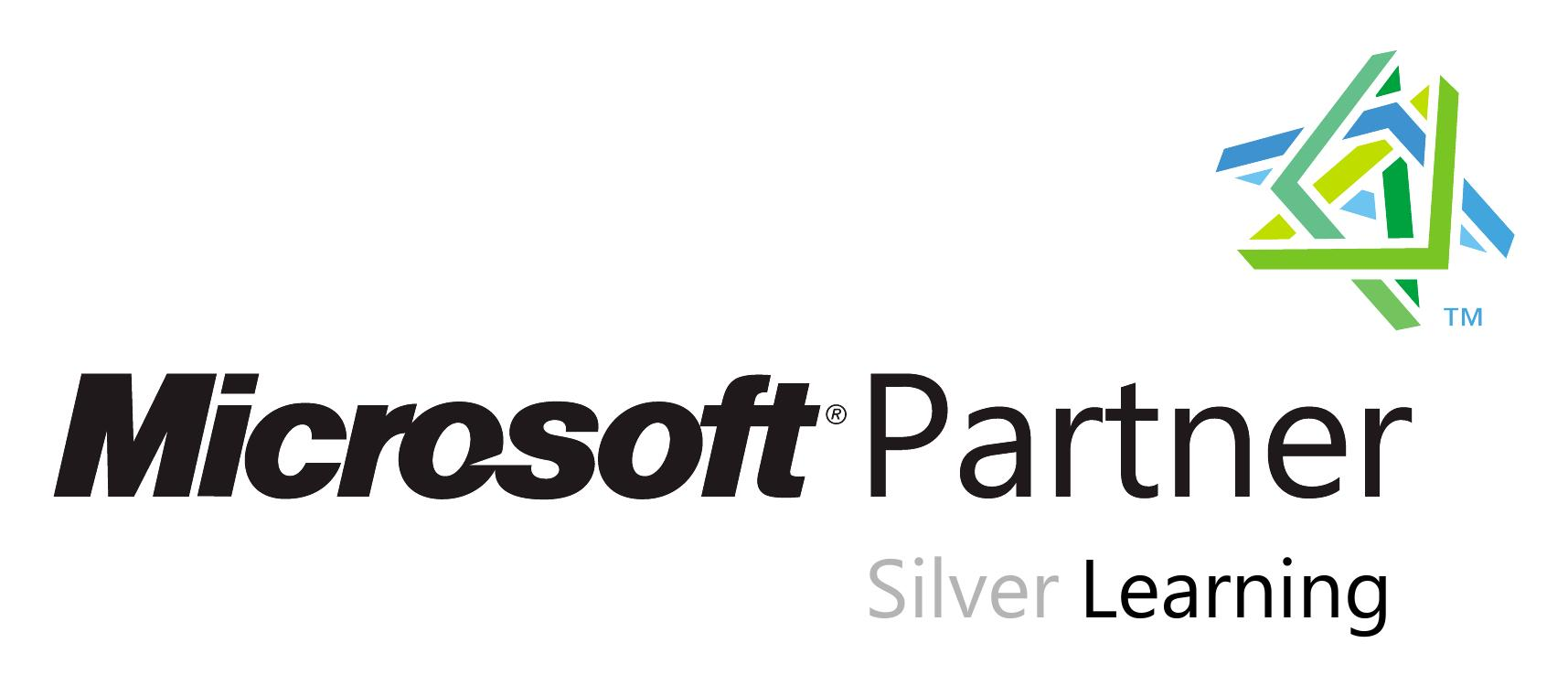 MS Gold Learning Partner logo