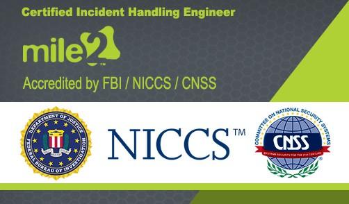 MILE2-Federal-Approval_Certified-Incident-Handling-Engineer