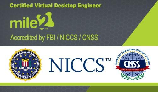 MILE2-Federal-Approval_Certified-Virtual-Desktop-Engineer