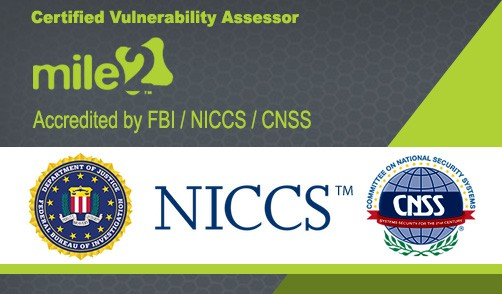 MILE2-Federal-Approval_Certified-Vulnerability-Assessor