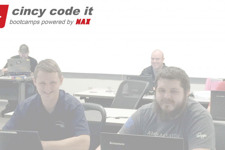 Java Bootcamp - Cincy Code IT, MAX Technical Training