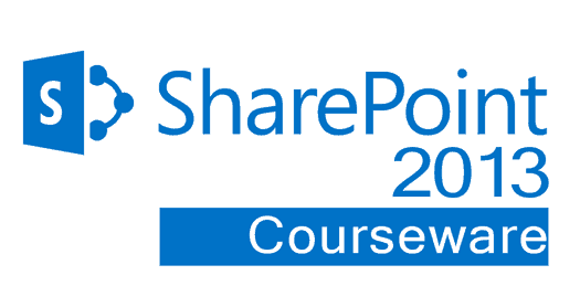 SharePoint Server 2013 For Site Owner / Power User - Courseware
