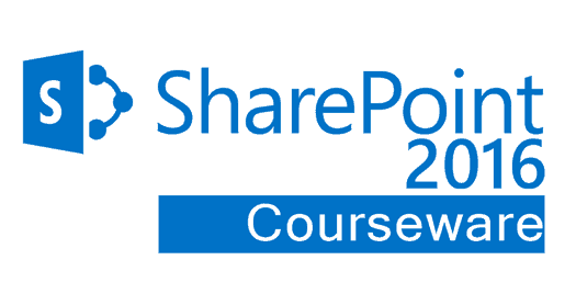 SharePoint Server 2016 For Site Owner / Power User – Courseware