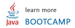 Learn more Java Bootcamp