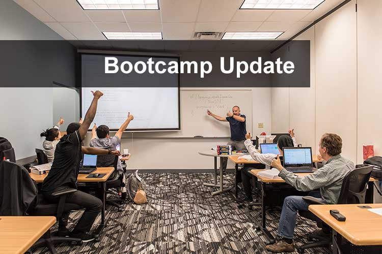 Cincy Code IT Coding Bootcamp Update - MAX Technical Training