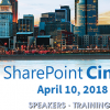 SharePoint Cincy 2018 Conference - April 10, 2018 - MAX Technical Training