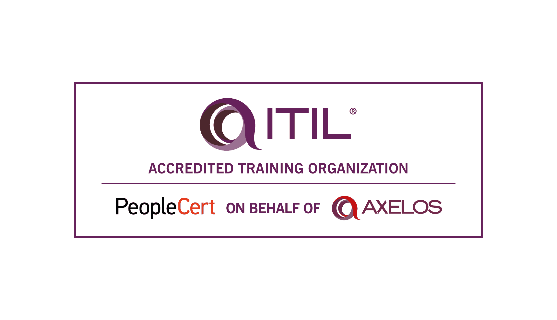 ITIL accredited training MAX technical training