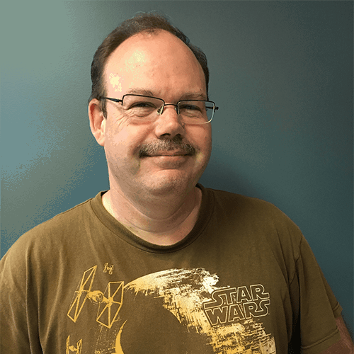 Lance Mendenhall <br> Web Developer with Smart Data Systems
