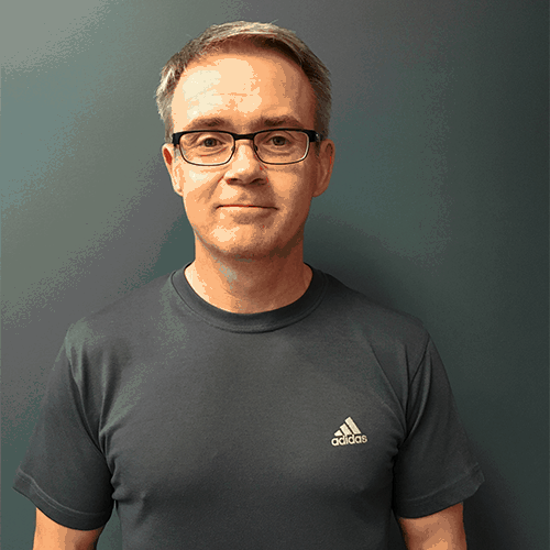 Michael Page <br> Junior Software Developer