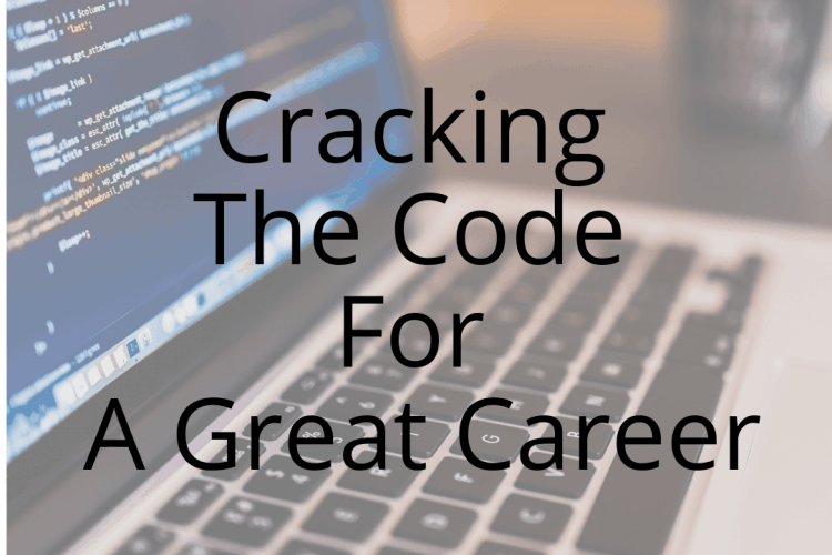 cracking the code for a great career_MAX technical training