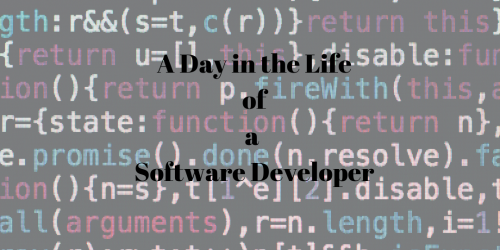a day in the life of a software developer_max technical training