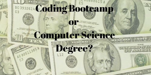 coding bootcamp or computer science degree_max technical training
