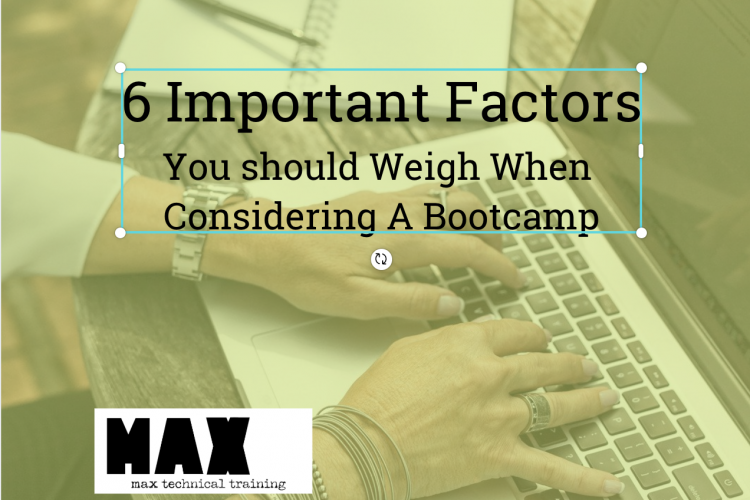 factors coding bootcamp_max technical training