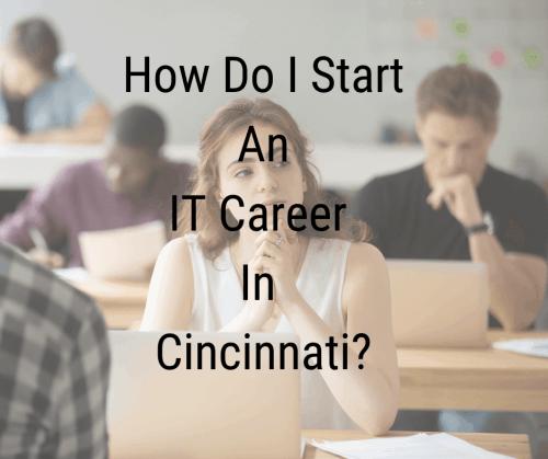 how do i start an it career in cincinnati_max technical training