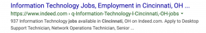 it jobs cincinnati indeed_MAX technical training