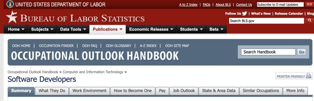 labor statsitics_MAX technical training