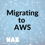 migrating to AWS_MAX technical training