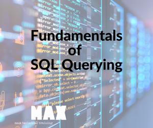 Fundamentals of SQL Querying